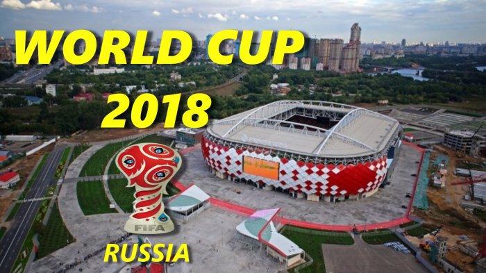 Data Pemenangan Lisensi Hak Siar Media Piala Dunia 2018