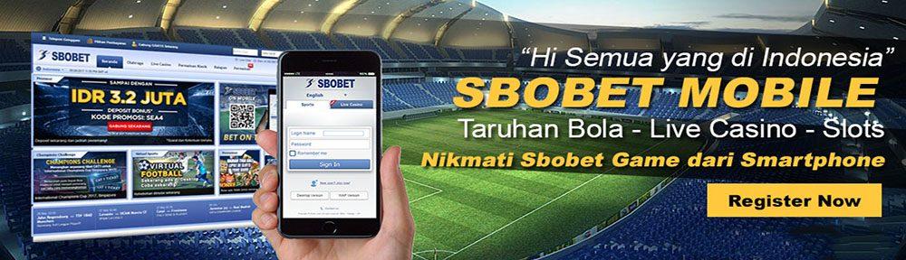 Agen Judi Sbobet Mobile | Taruhan Bola | Prediksi Skor