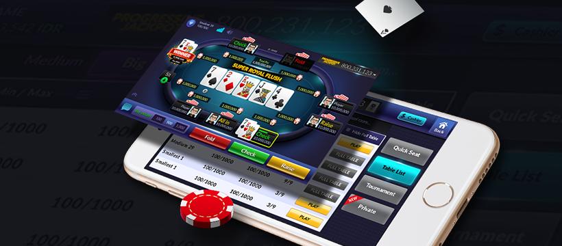 Cara Deposit di IDN Poker